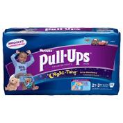 Huggies 40 Ct Night Time Pull-Ups Training Pants - Boys