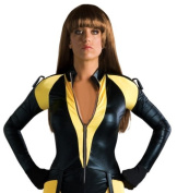 Watchmen Silk Spectre Economy Halloween Wig - Adult Size One Size