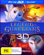 Legend of the Guardians [Region B] [Blu-ray]