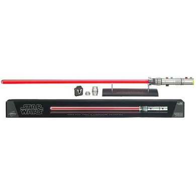 STAR WARS Star Wars Force FX Darth Maul Lightsaber with removable blade