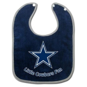 Dallas Cowboys FULL colour SNAP BIB SINGLE - Team colour body