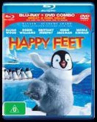 Happy Feet (Blu-ray/DVD) [Region B] [Blu-ray]