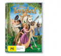 Tangled DVD [Region 4]