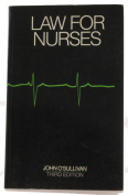 Law for Nurses and Allied Health Professionals in Australia