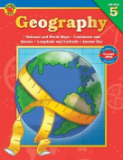 Brighter Child Geography, Grade 5 (Brighter Child Workbooks