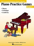 Piano Practice Games Book 3