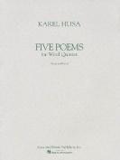 Five Poems for Wind Quintet