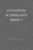 Encyclopedia of Surfactants Volume 2