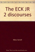The Eck Jr 2 Discourses