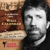 Chuck Norris Wall Calendar