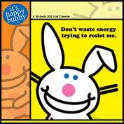 It's Happy Bunny Wall Calendar
