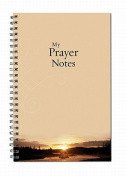 My Prayer Notes