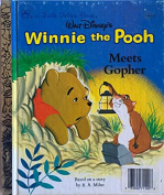 Winnie-The-Pooh Meets Gopher