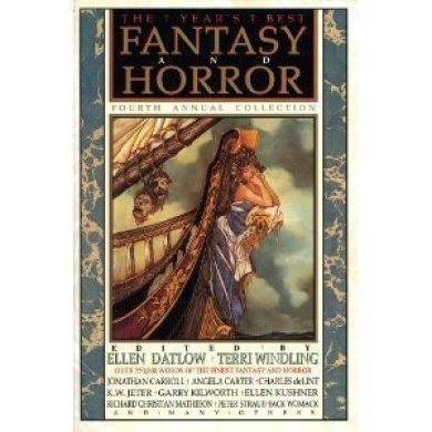 The Year's Best Fantasy and Horror, 4th Ed.
