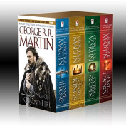 A Song of Ice and Fire - A Game of Thrones / A Clash of Kings / A Storm of Swords / A Feast for Crows