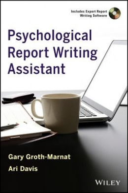 Psychological Report Writing Assistant: Theories, Guidelines, and Strategies