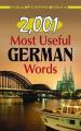 2, 001 Most Useful German Words