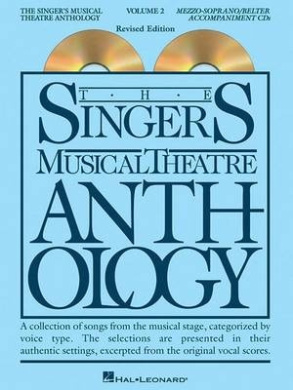 The Singer's Musical Theatre Anthology - Volume 2 (Singer's Musical Theatre Anthology (Accompaniment))