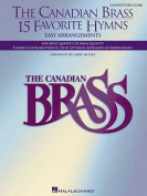 The Canadian Brass - 15 Favorite Hymns - Conductor's Score