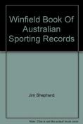 Winfield Book of Australian Sporting Records