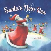 Santa's New Idea [Board Book]