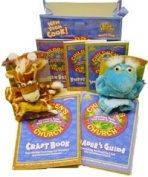 Noah's Park Children's Church Kit - Blue Edition