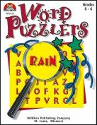 Lorenz Corporation MP3450 Word Puzzlers- Grades 5-6