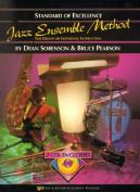 Standard of Excellence Jazz Ensemble Method