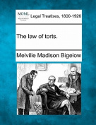 The Law of Torts.