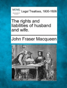 The Rights and Liabilities of Husband and Wife.