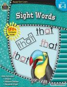 Sight Words, Grades K-1