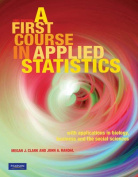A First Course in Applied Statistics