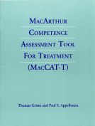 MacArthur Competence Assessment Tool for Treatment