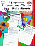 Lorenz Corporation TLC10141 Literature Circle Role Sheets- Grade 4-8