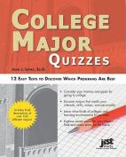 College Major Quizzes