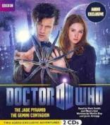 Doctor Who: The Jade Pyramid & the Gemini Contagion [Audio]
