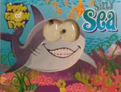 Jiggle Glow Eyes Silly Sea [Board book]