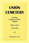 Union Cemetery, Leesburg, Loudoun County, Virginia