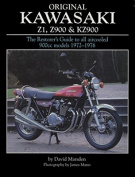 Original Kawasaki Z1, Z900 and KZ900