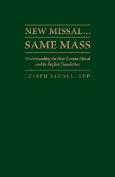 New Missal...Same Mass