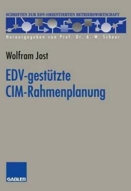 Edv-Gestutzte CIM-Rahmenplanung (Reclam-Bibliothek)