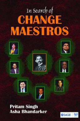 In Search of Change Maestros (Response Books)