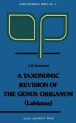 A Taxonomic Revision of the Genus Origanum (Labiatae)