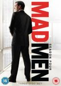 Mad Men: Season 4 [Region 2]