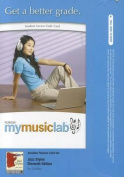 MyMusicLab with Pearson eText -- Standalone Access Card -- for Jazz Styles
