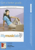 MyMusicLab without Pearson eText -- Standalone Access Card -- for Jazz Styles