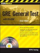 Cliffsnotes GRE General Test [With CDROM]
