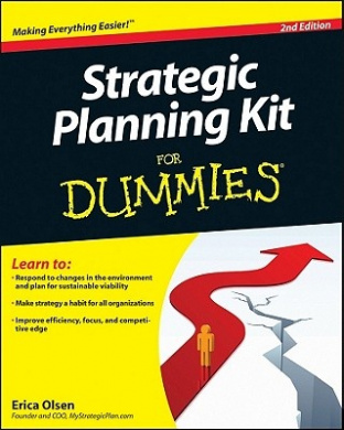 Strategic Planning Kit for Dummies [With CDROM]