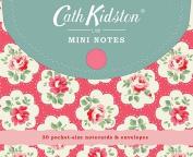 Cath Kidston Mini Notes Notecards