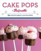 Cake Pops Notecards